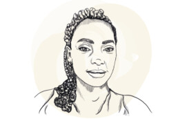 Salma Mugure – undersköterska